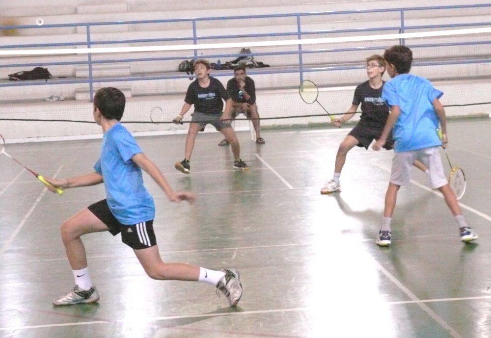 Μπάτμιντον: Εθνικό Πρωτάθλημα κάτω των 13 ετών