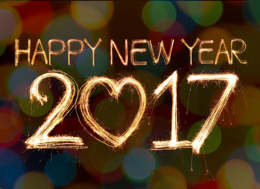 Καλή Χρονιά σε όλο τον κόσμο