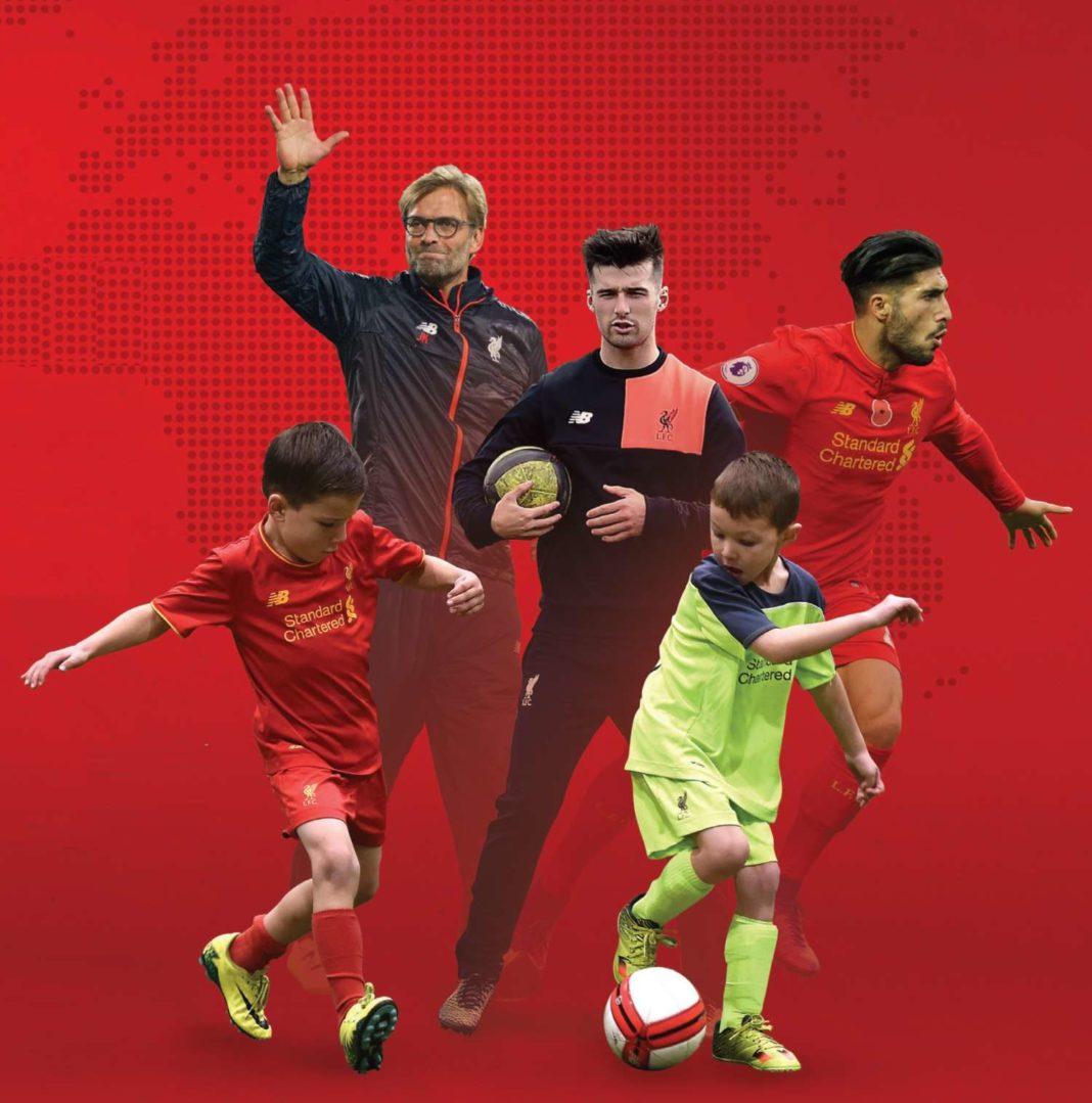 Liverpool FC International Academy: Διήμερο προπονητικό καμπ στο ΓΣΠ