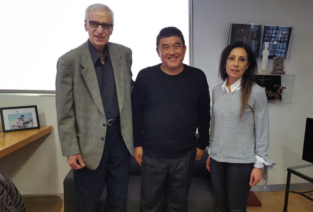 Στο Ολυμπιακό Μέγαρο ο πρόεδρος των Special Olympics Ασίας & Ειρηνικού