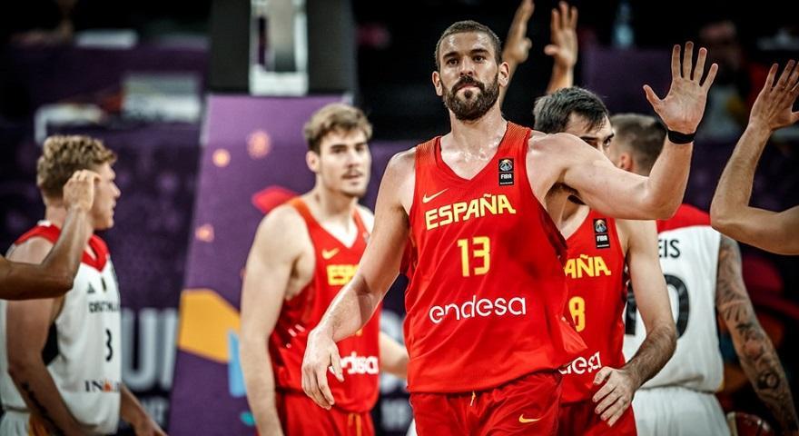 Κέρασαν… πρόκριση την Ισπανία τα αδέρφια Γκασόλ!