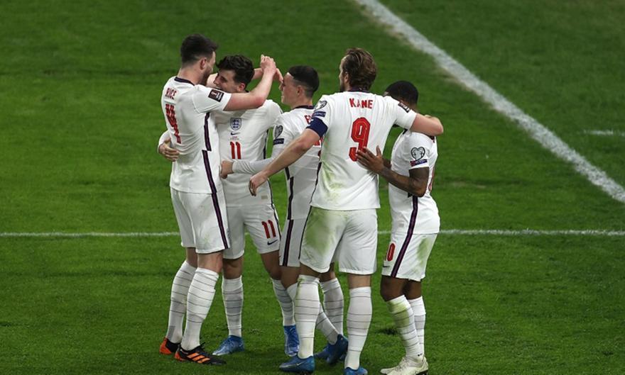 Άνετα την Αλβανία η Αγγλία (vid)