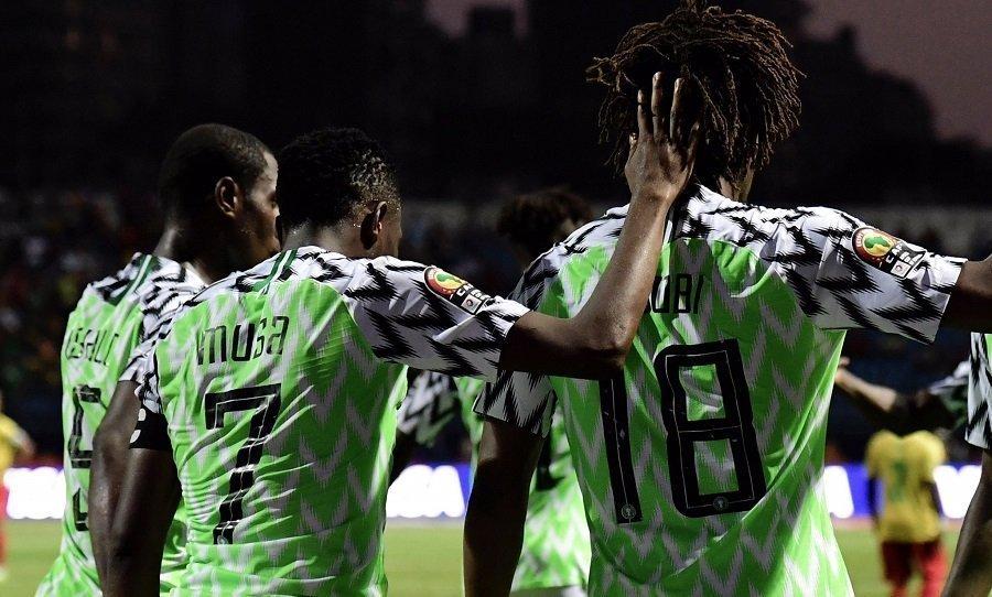 Έγινε της... ανατροπής και η Νιγηρία στα προημιτελικά