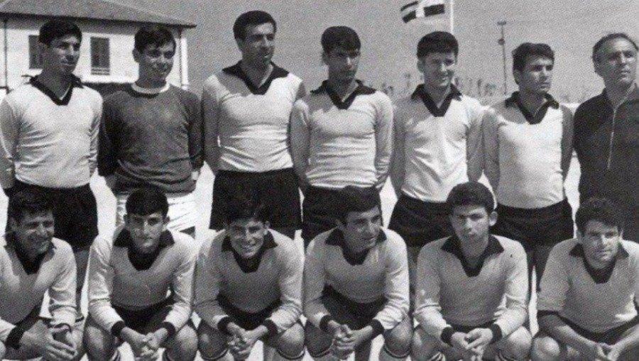 Όταν έξι αδέλφια έπαιξαν στην ίδια ομάδα της Κύπρου!