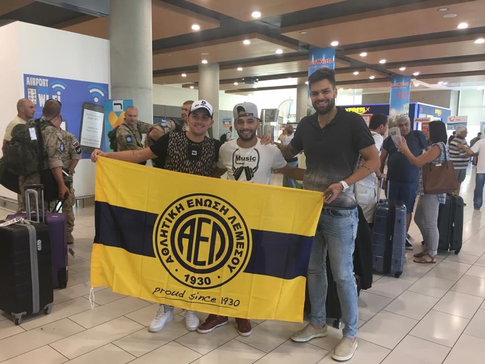 Έφτασαν οι Βραζιλιάνοι