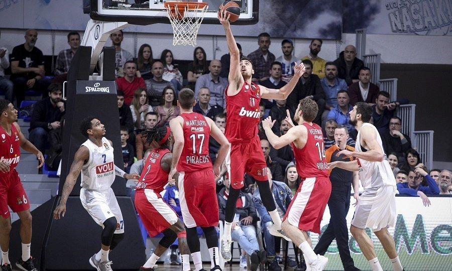 «Ανάσταση» για τον Ολυμπιακό στο Μαυροβούνιο!