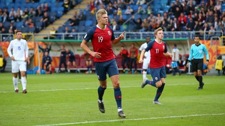 Απίθανο ρεκόρ: Ο Χάλαντ της Σάλτσμπουργκ έβαλε 9 γκολ σε ένα ματς για το Μουντιάλ U20! (vid)