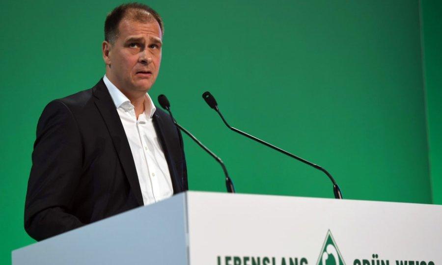Κινδυνεύει με χρέη 45 εκατομμυρίων ευρώ λόγω κορωνοϊου η Βέρντερ!