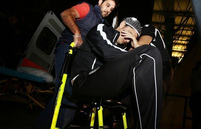 Με αναπηρικό καροτσάκι έφυγε από τη Λεωφόρο ο Ίβιτς! (pics)