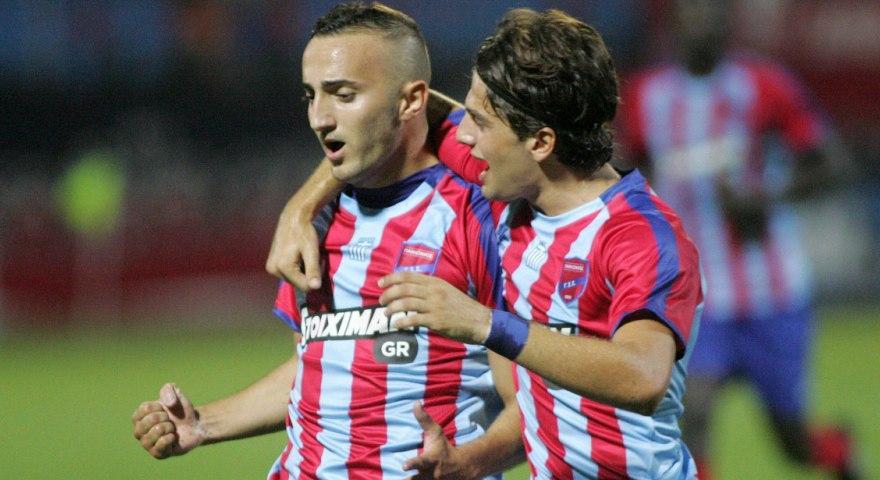 Panionios is back!