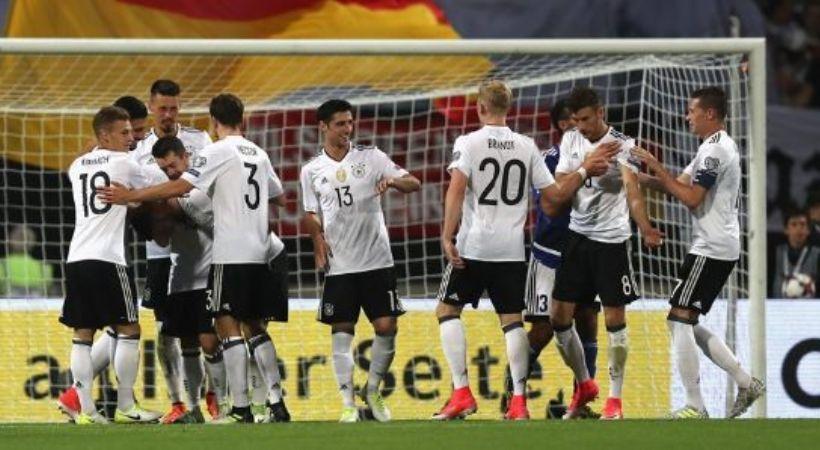 Γερμανία… σαν παγκόσμια πρωταθλήτρια! (video)