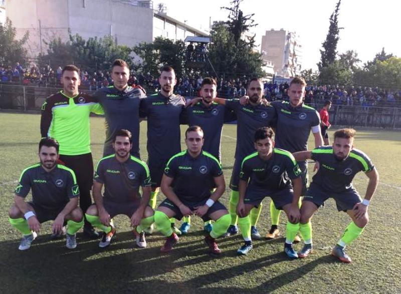«Η Κύπρος είναι Ελληνική» σε γήπεδο ελληνικό! (vid)