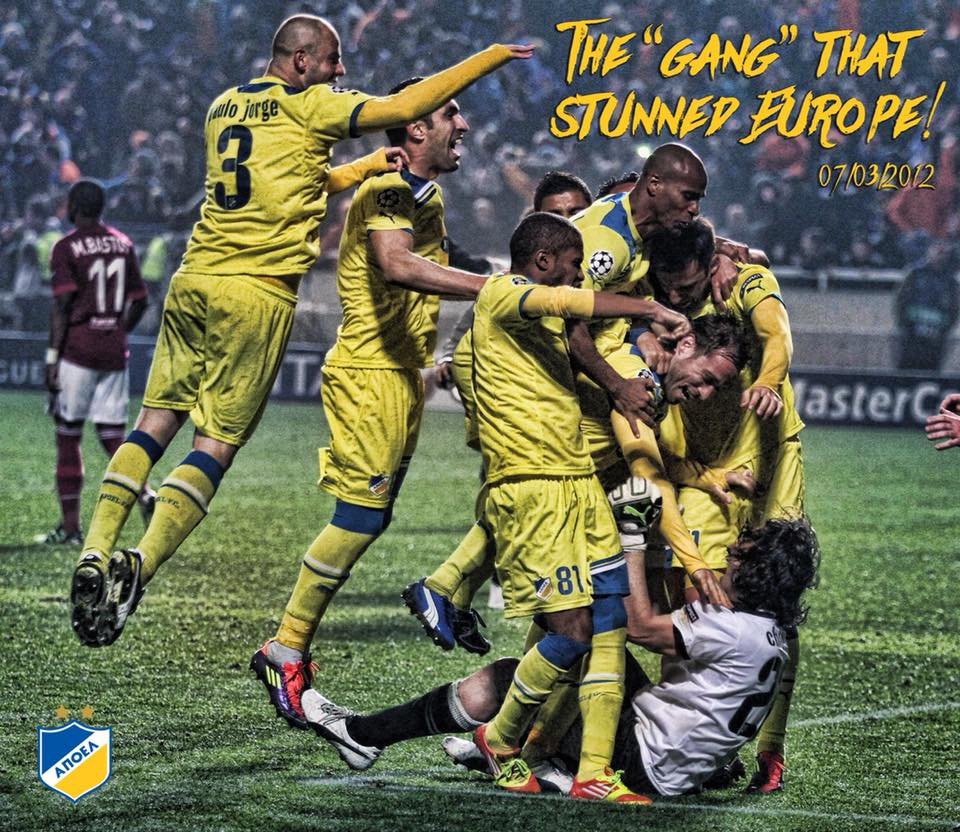 «The gang that stunned Europe»