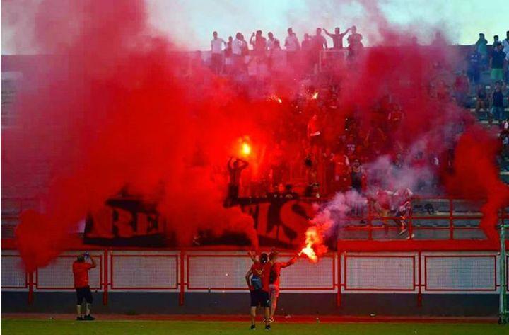 «Red Rebels» για Φούσκο: «Σε αυτούς τους αγώνες δε χωράνε οπαδικά»