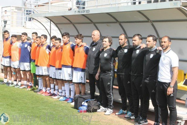 Η αποστολή της Εθνικής Παίδων