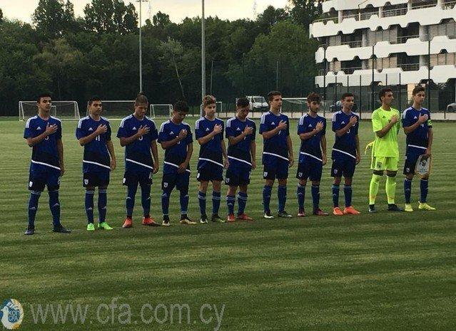 Παίδες: Ισοπαλία με τη Βουλγαρία
