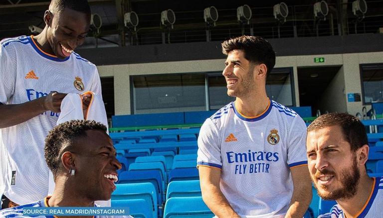 Η Ρεάλ Μαδρίτης παρουσίασε την εντός έδρας εμφάνιση της νέας σεζόν (pics&vids)