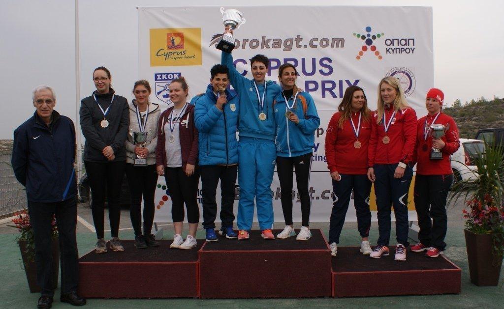 Νέο ρεκόρ συμμετοχών χωρών και αθλητών στους αγώνες του Cyprus Grand Prix!