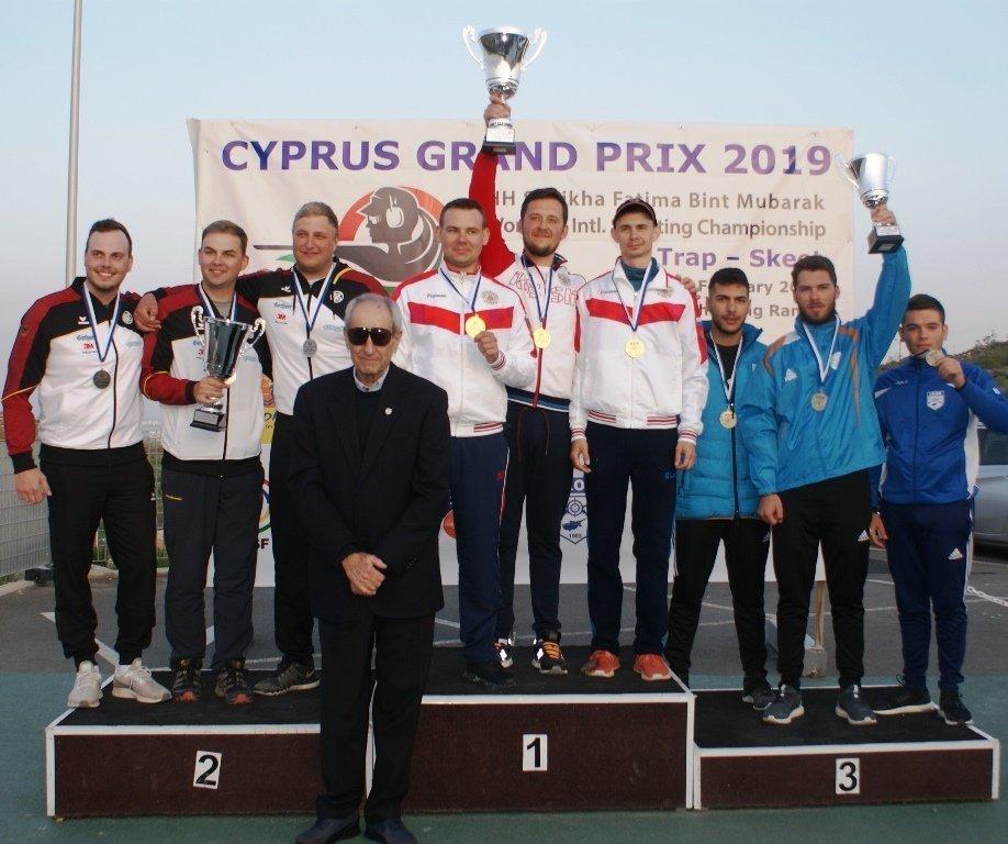 Άλλα τέσσερα μετάλλια στο φινάλε για την Κύπρο!