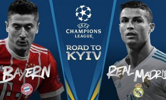 Μπάγερν και Ρεάλ Μαδρίτης με έπαθλο τον τελικό!