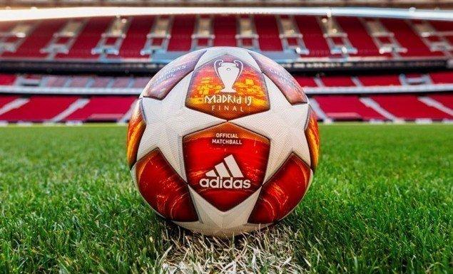 Αυτή είναι η μπάλα του τελικού του Champions League! (pics)