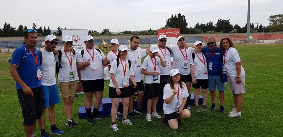 Η Κύπρος μάζεψε επτά μετάλλια!