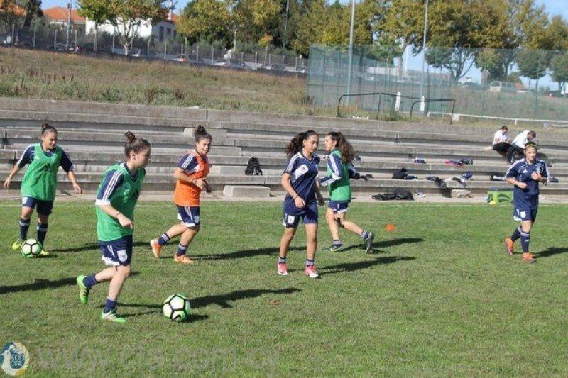 Αποστολή Εθνικής Νεανίδων U19