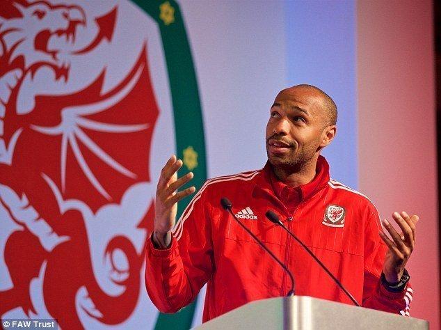 Υποψήφιος ο Ανρί για την εθνική Ουαλίας