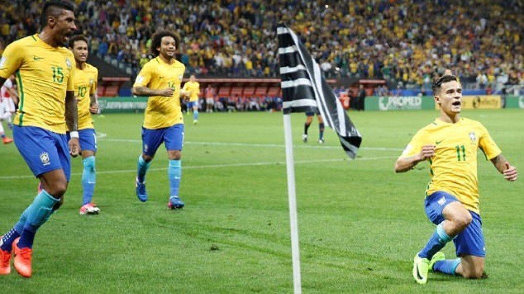 Διέρρευσαν οι φανέλες της εθνικής Βραζιλίας (pics)
