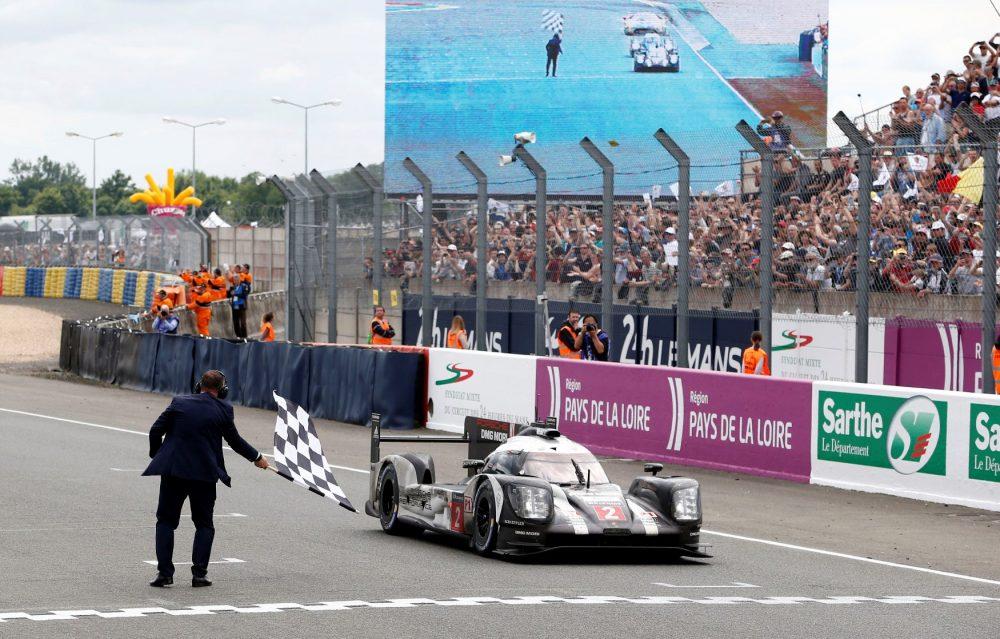 18η νίκη για την Porsche στον 24ωρο αγώνα του Le Mans