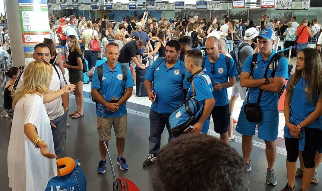 Η κυπριακή ομάδα που θα αγωνιστεί στις Μπαχάμες