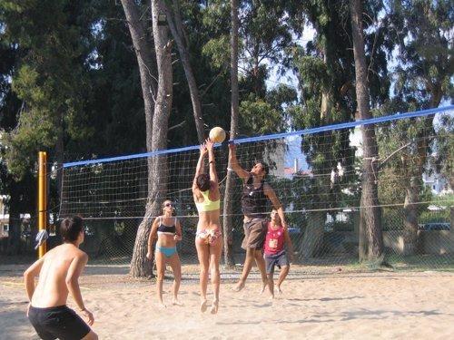 Παγκύπριο πρωτάθλημα Beach Volley: Αρχίζει το θέαμα στην άμμο
