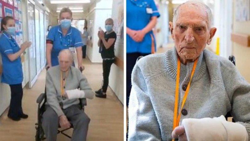 Λίβερπουλ: 99χρονος οπαδός