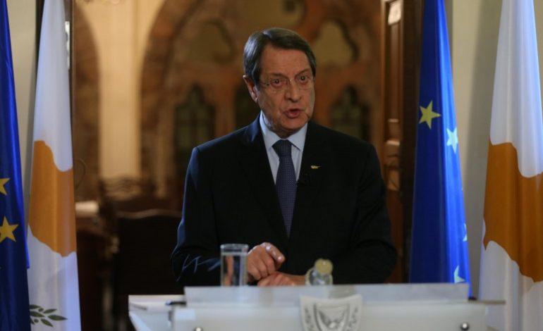 Αναστασιάδης: «Κακώς παραβίασαν τα μέτρα οι Ομονοιάτες