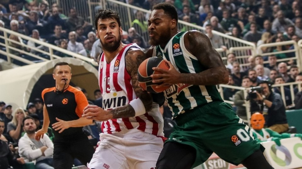 EuroLeague: Απορρίφθηκε το αίτημα του Ολυμπιακού για τιμωρία του Παναθηναϊκού
