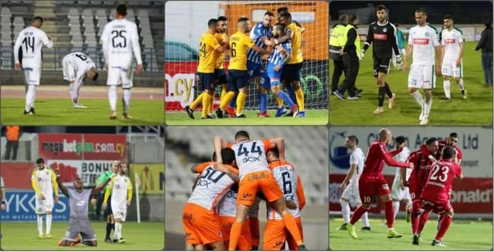 Επιτυχίες κυπριακών ομάδων με ξένα δεκανίκια