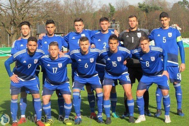 Ήττα της Εθνικής Νέων από τη Σλοβακία