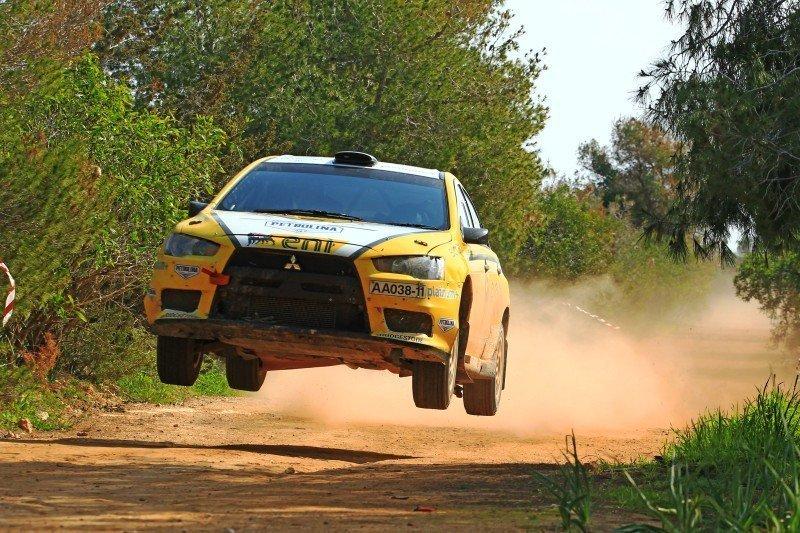 34ο Tour of Cyprus Rally