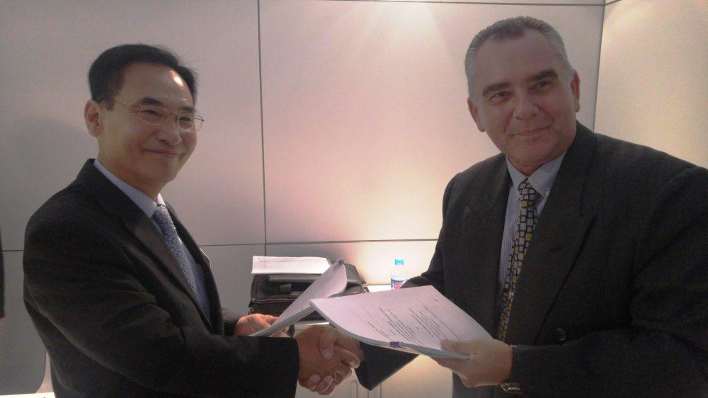 Η Ssangyong στην εταιρεία Α.Tricomitis Motors