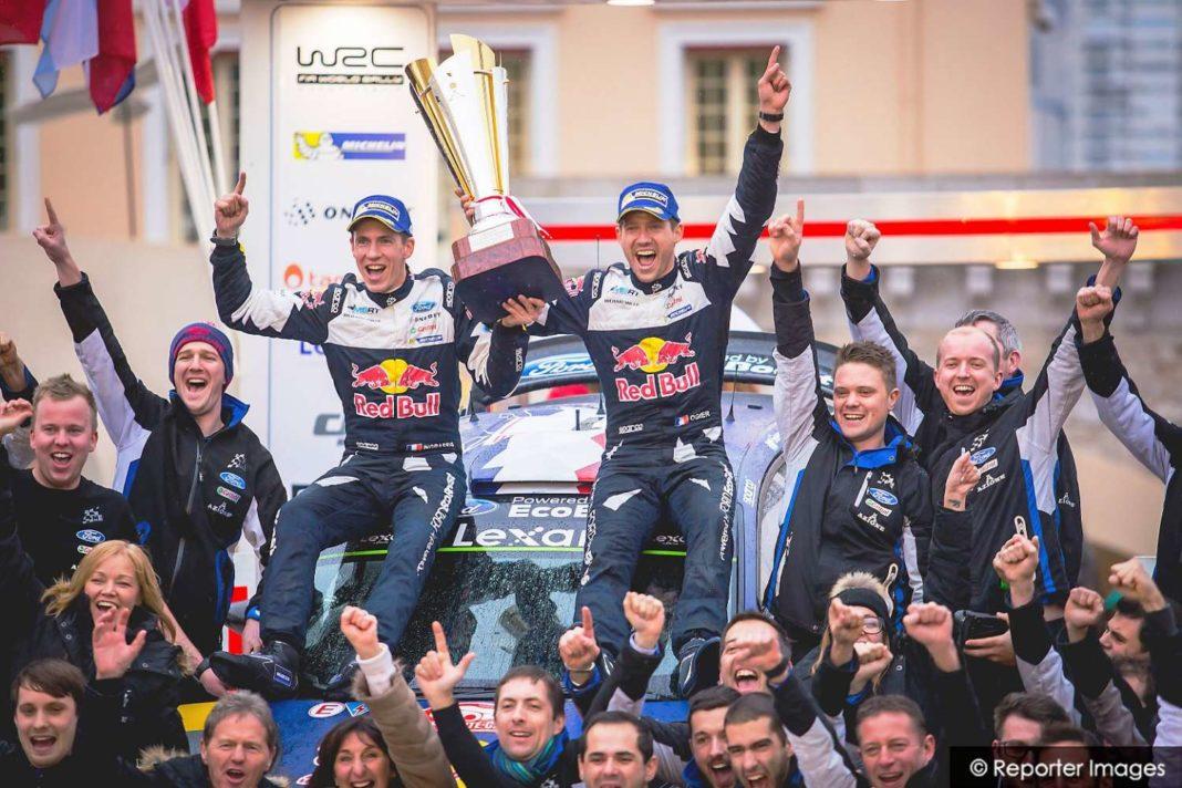 Η θριαμβευτική επιστροφή της Ford στο παγκόσμιο πρωτάθλημα ράλι