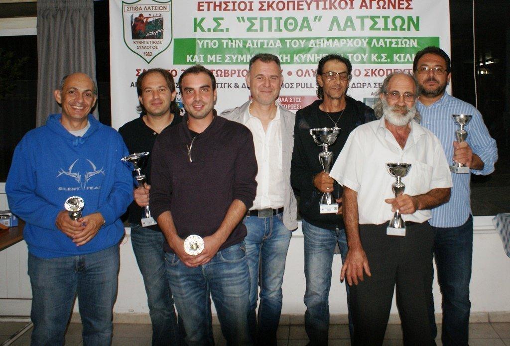 Ο πρώτος διεθνής αγώνας Κυνηγετικού Συλλόγου
