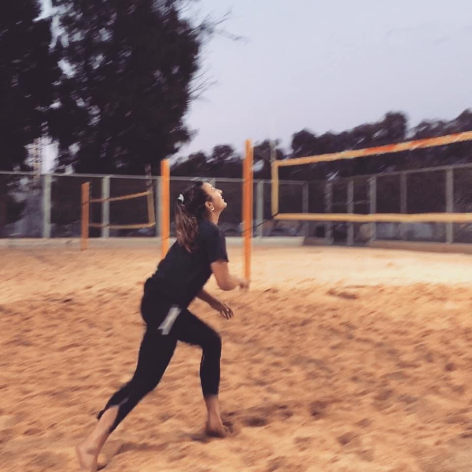 Προπονητικό καμπ υψηλού επιπέδου Κύπρου - Ισραήλ - Δανίας στο Beach Volley