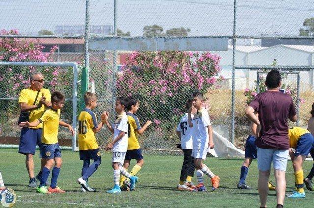 Την ερχόμενη Κυριακή η φιέστα των Παιδικών Πρωταθλημάτων Grassroots ΠΟΑ