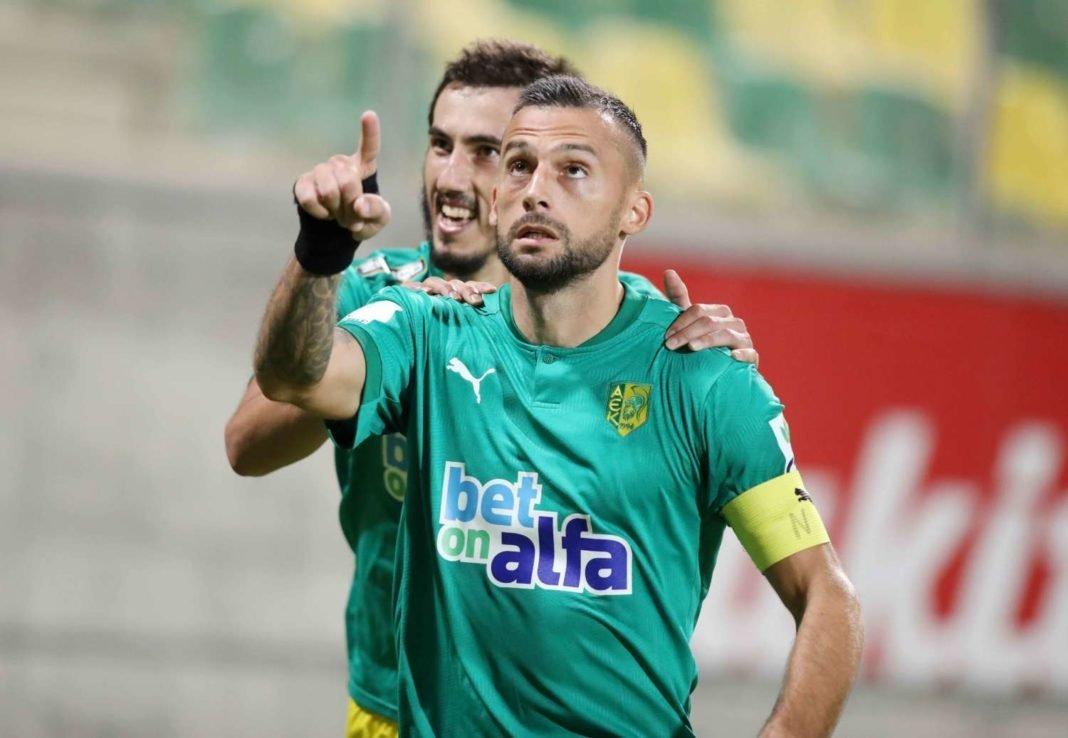 Τρισκόφσκι: «Επιπλέον ώθηση στο Euro τα γκολ με την ΑΕΚ»