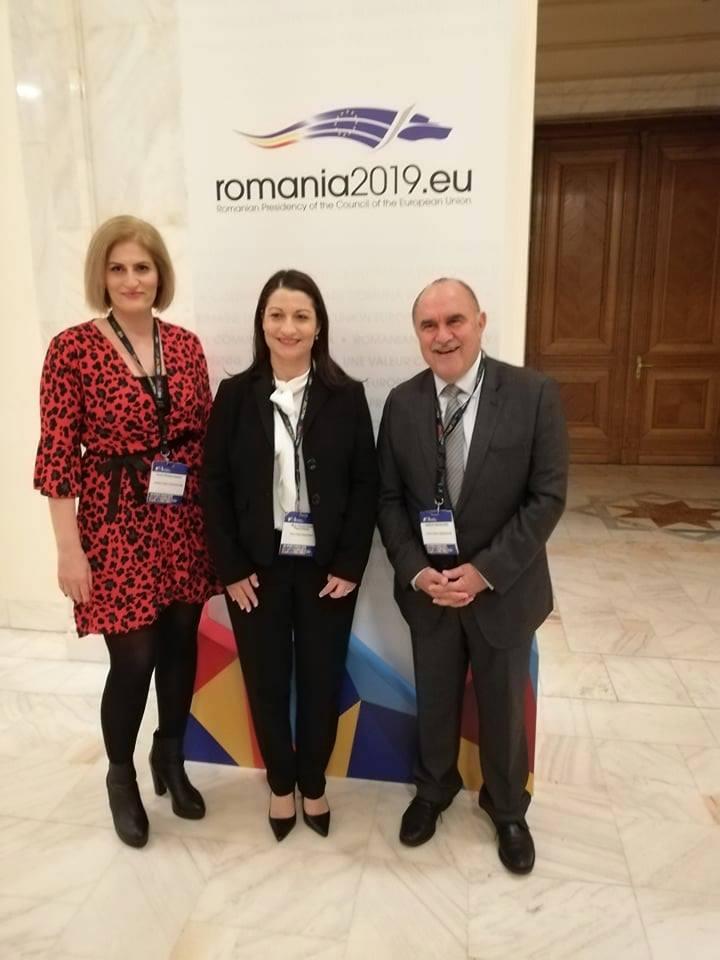 Ολοκληρώθηκαν οι εργασίες του Ευρωπαϊκού Αθλητικού Φόρουμ 2019