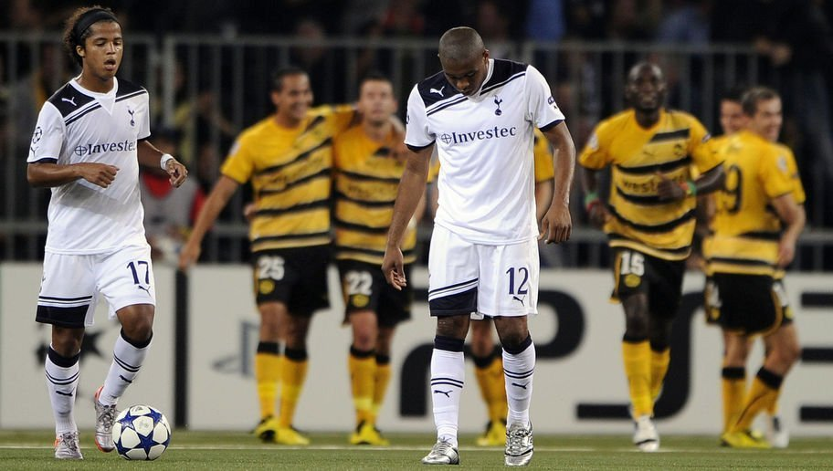 Tottenham Hotspur's Giovani dos Santos (