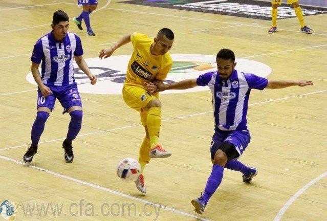 Ανόρθωση - ΑΠΟΕΛ για μια θέση στον τελικό του Futsal