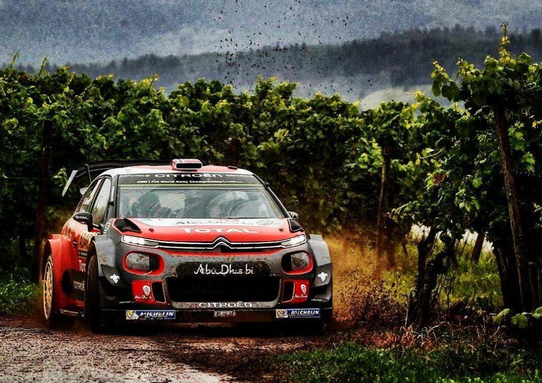 WRC Ράλι Γερμανίας: O Tanak τη νίκη