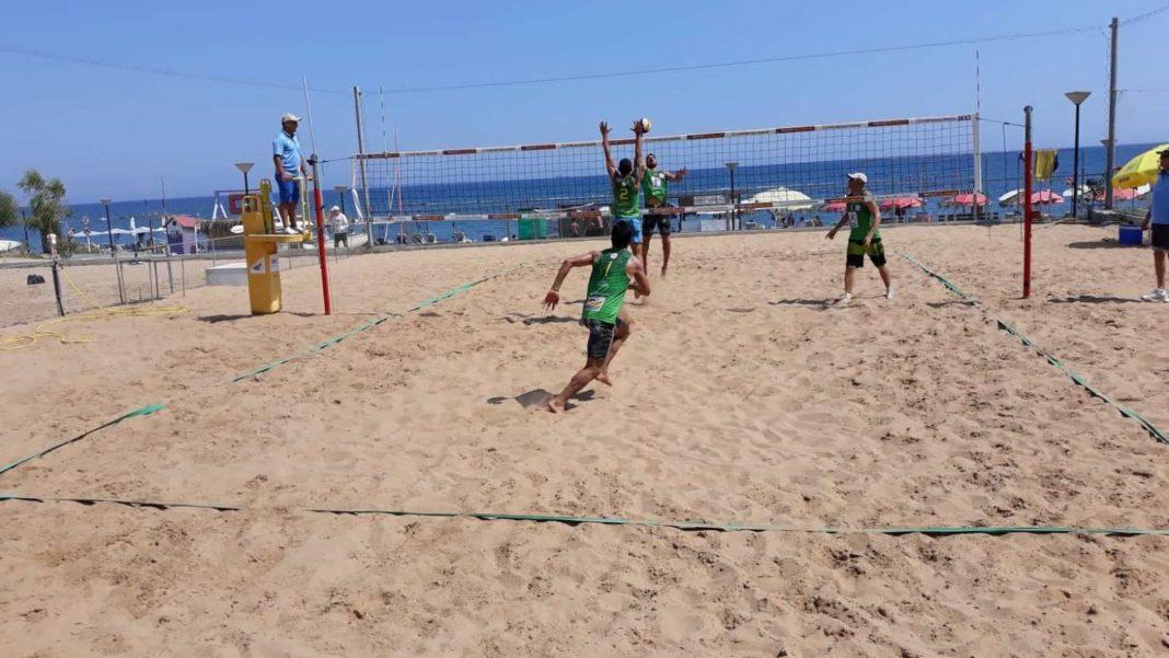 Παγκύπριο Beach Volley: Μεγάλα ντέρμπι στην άμμο της Λεμεσού (τα αποτελέσματα)