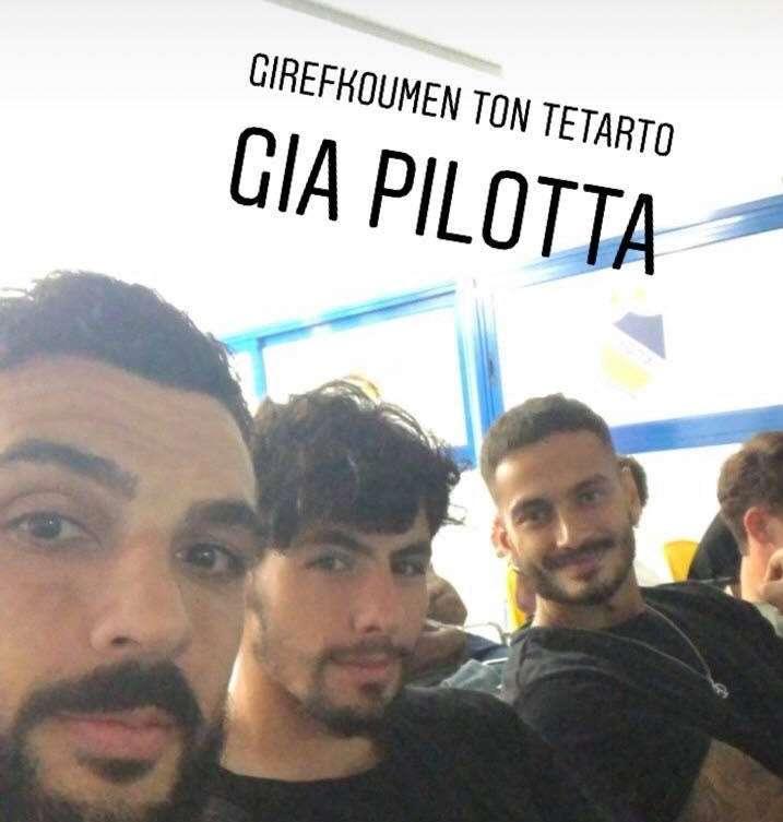 Οι τρεις παίκτες του ΑΠΟΕΛ που έψαχναν τέταρτο για πιλόττα